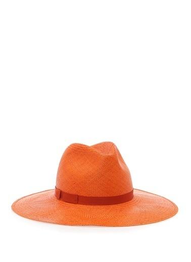 Borsalino Şapka Oranj